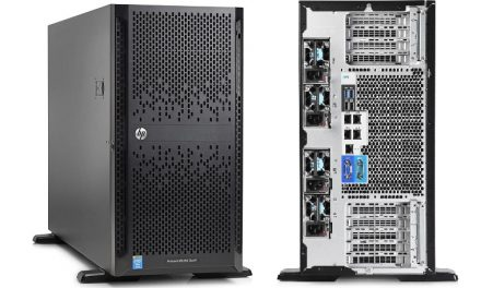 HP ML350T09 E5-2620v3 SFF Base AP Svr