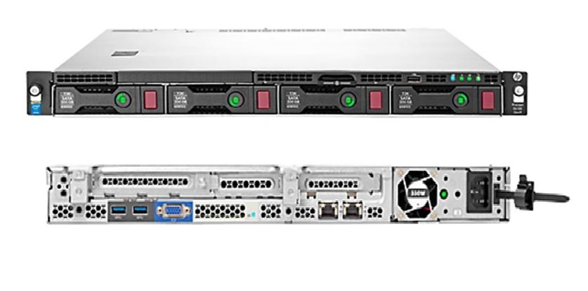 HP ProLiant DL120 Gen9 E5 2603v3 4GB