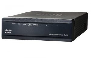 gambar CISCO RV042-EU