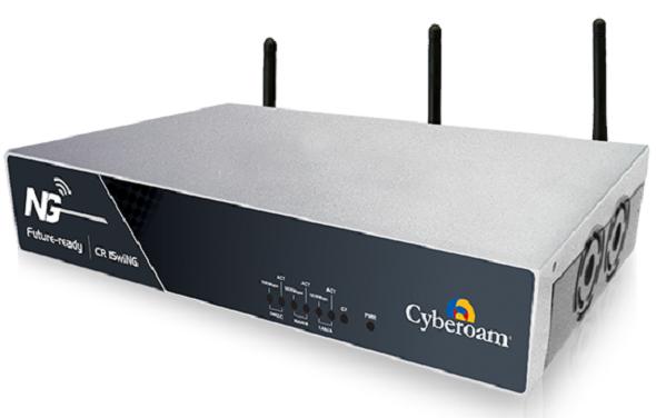 Cyberoam CR15wiNG – Spesifikasi Dan Harga