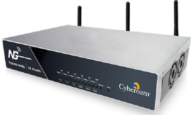 Cyberoam CR35wiNG – Spesifikasi Dan Harga
