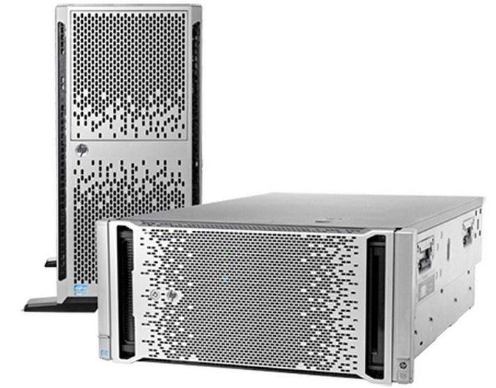 Server HP ProLiant ML350e Gen8 E5-2407 (648376-371)