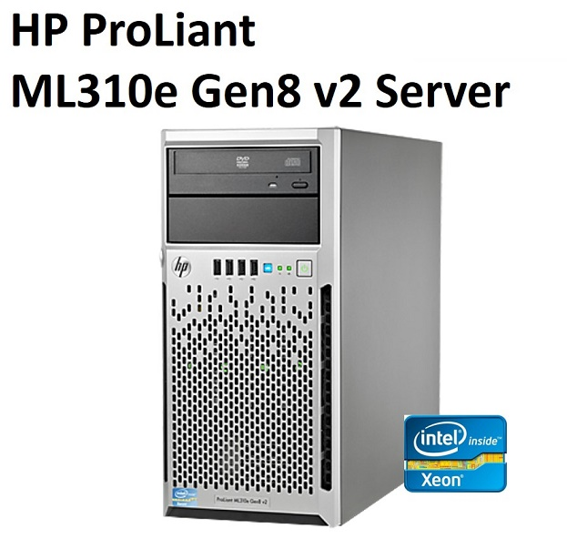 Server HP ProLiant ML310e Gen8 v2 E3-1220v3 (712329-371)